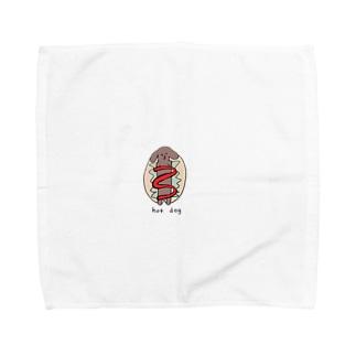 はにゃ3 Towel handkerchiefs
