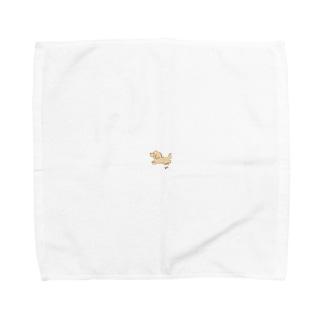 いぬ Towel handkerchiefs