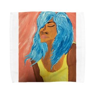 ジェイミー Towel handkerchiefs