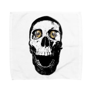 魚眼頭蓋(ぎょがんとうがい) Towel handkerchiefs