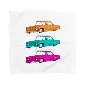 外車外車外車 Towel handkerchiefs
