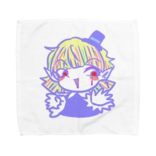 【おちゃめな天使】ソネット【オリジナル】 Towel handkerchiefs