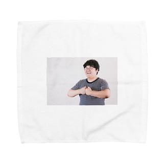 31歳! Towel handkerchiefs