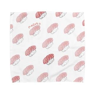 MAGURO_0227 Towel handkerchiefs