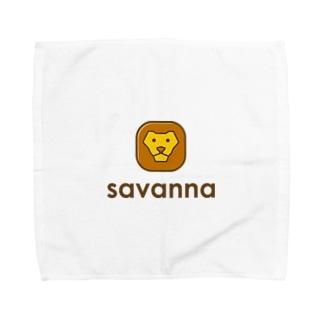 savanna Towel handkerchiefs