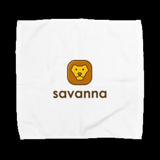 willnetのsavanna Towel handkerchiefs