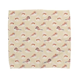 キンカテキスタイル Towel handkerchiefs
