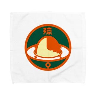 パ紋No.3235 涼 Towel handkerchiefs