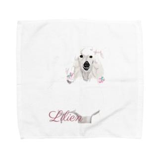 Lilien 4 Towel handkerchiefs