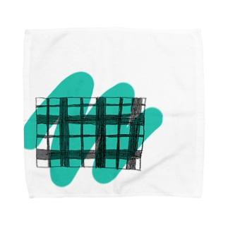 check&marker! Towel handkerchiefs