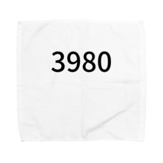 3980 タオルハンカチ