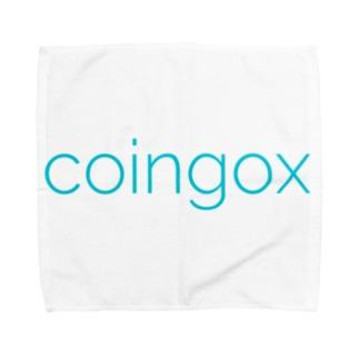 coingox タオルハンカチ