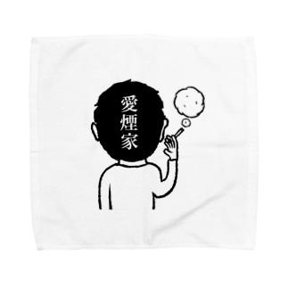 愛煙家 Towel handkerchiefs