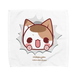 ばーーーーんつ Towel handkerchiefs