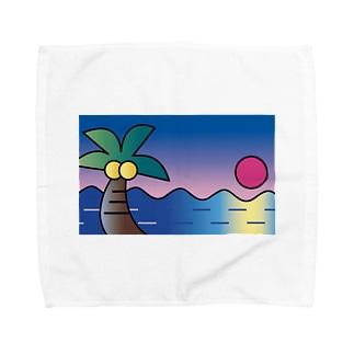 ここなつ Towel handkerchiefs