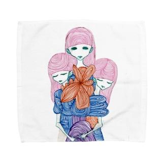 粘膜服 Towel handkerchiefs