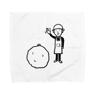 断捨離 Towel handkerchiefs