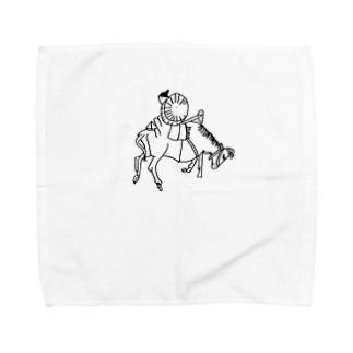 JUNSEN(純仙)農夫の一日 Towel handkerchiefs