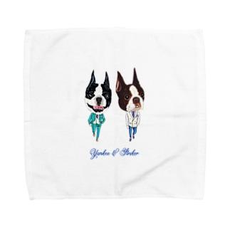 ヤンキーストライカー Towel handkerchiefs