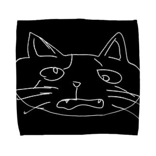 ざらめ Towel handkerchiefs