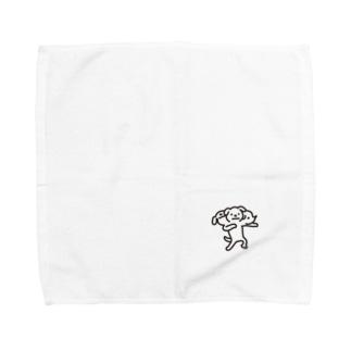地獄の番人ペロス Towel handkerchiefs