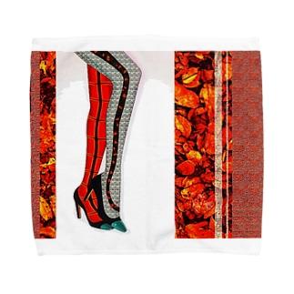 レッグス2 Towel handkerchiefs