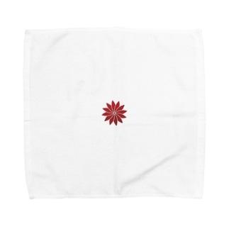 お花 Towel handkerchiefs