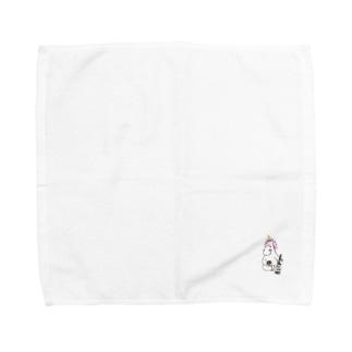 ユニコーン ほろよいこんこん Towel handkerchiefs