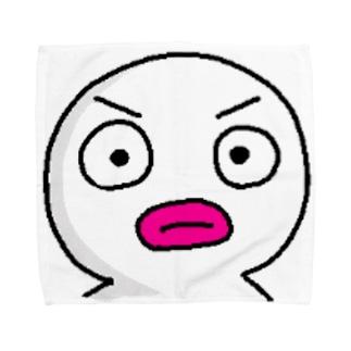 真っ白いヤツ! Towel handkerchiefs