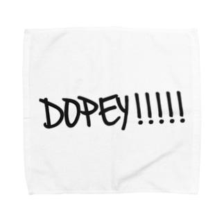 DOPEY Towel handkerchiefs