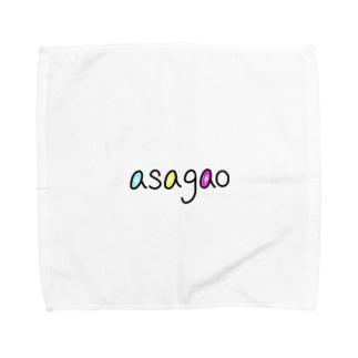 asagao Towel handkerchiefs