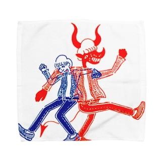 なかよし Towel handkerchiefs