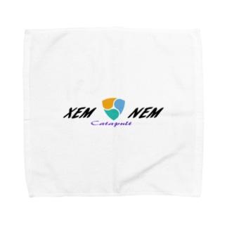 ネム カタパルト Towel handkerchiefs