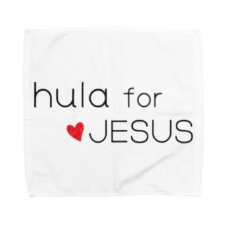 GOSPEL HULA Towel handkerchiefs