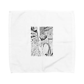 おみくじ Towel handkerchiefs