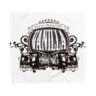 VANILLA TRUCK Towel handkerchiefs