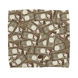 MONEY×MONEY Towel handkerchiefs