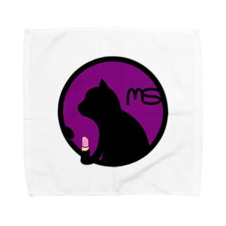 パ紋No.3252 MS Towel handkerchiefs