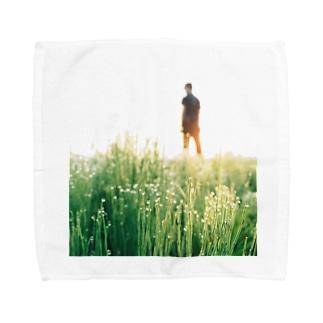 朝陽 Towel handkerchiefs