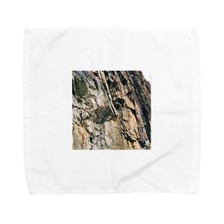 岩岩岩 Towel handkerchiefs