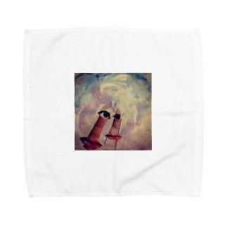 私達 Towel handkerchiefs