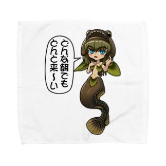 SDダボ~ンヌ Towel handkerchiefs