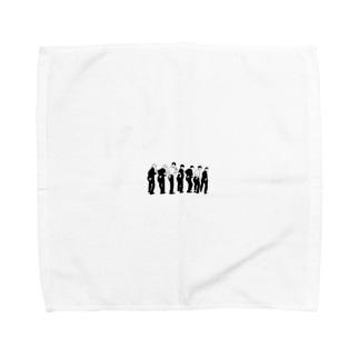 ジャニーズWEST Towel handkerchiefs