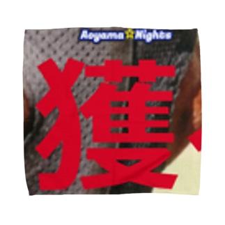 青山Nights☆YouTube 的Tube!®公式の出陣!青山Nights Towel handkerchiefs
