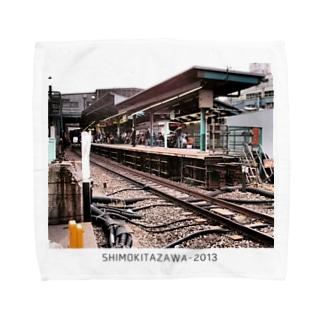 下北沢2013 Towel handkerchiefs