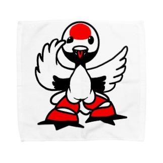 カムタン second Towel handkerchiefs