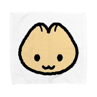 ねぬね Towel handkerchiefs
