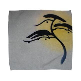 松風 Towel handkerchiefs