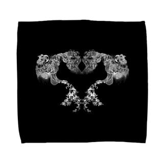 【Heart Rocaille】 Towel handkerchiefs