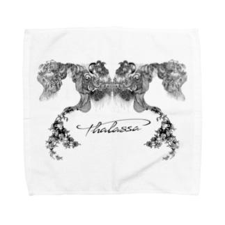 【Thalassa Rocaille】 Towel handkerchiefs